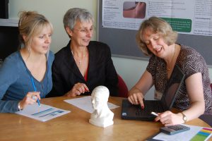 A range of services are offered to help people affected by cancer